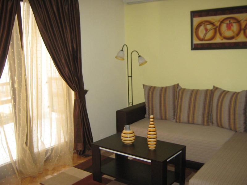 Ideal place for you in Budva, alquiler de vacaciones en Municipio de Budva