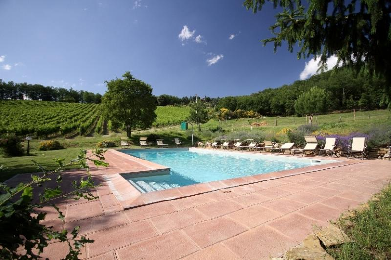 Podere Vignola - Swimming Pool