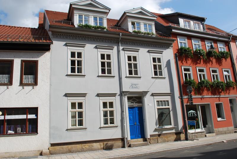 Ferienwohnung_Junger-Moritz IV, vacation rental in Erfurt