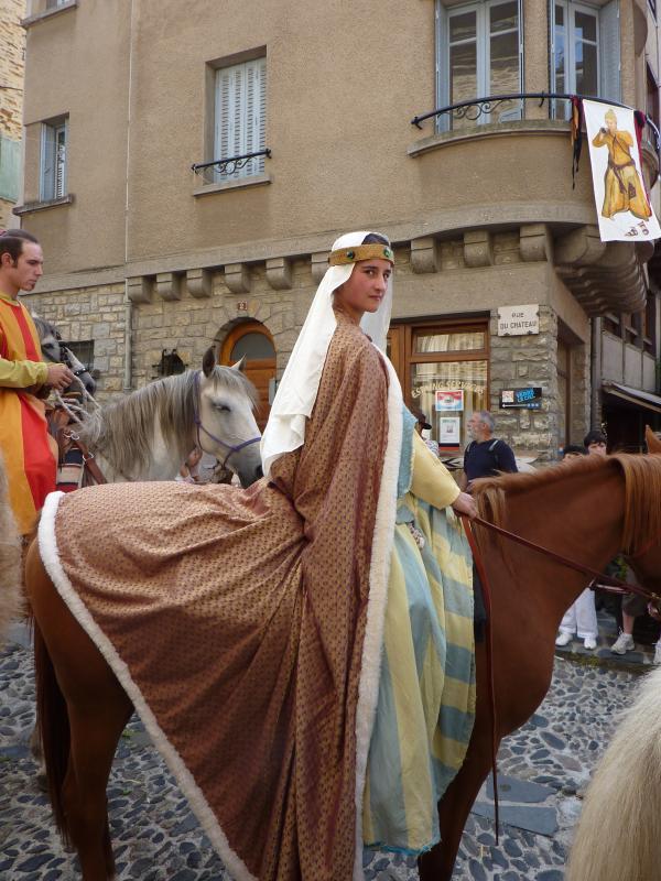 Estaing Medieval Festival