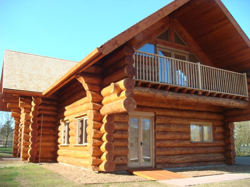 Beautiful Fir Lodge