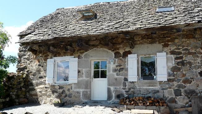 Gite AGATINE, location de vacances à Saint-Genès-Champespe