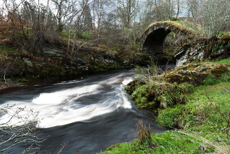 Old Packhorse Bridge, Glenlivet