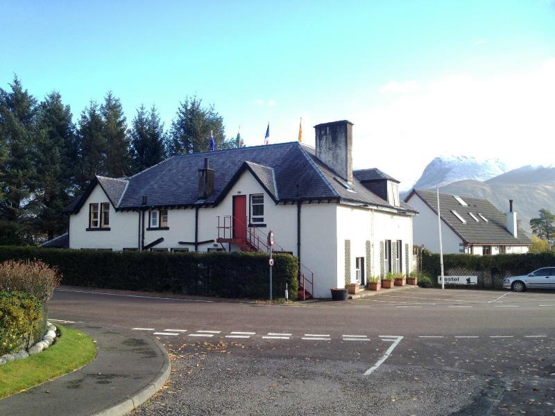 Banavie House near Ben Nevis