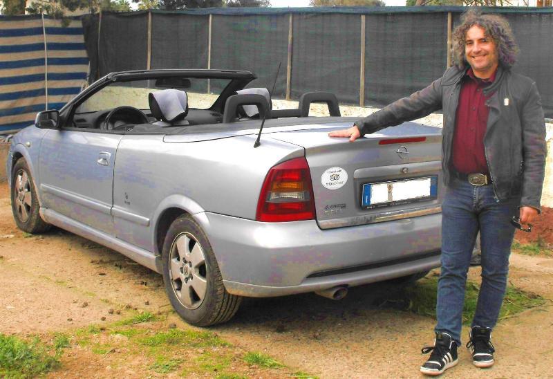 me & my car