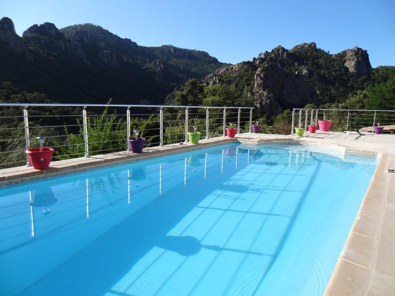 INGROUND POOL 9X4 METERS