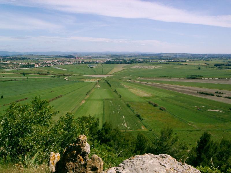 campos circulares, Oppidume Etang Montady