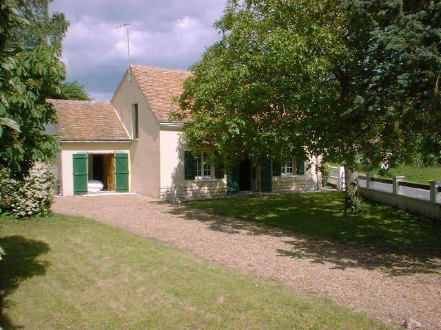 La Boulaie - Loire Valley gite, holiday rental in Continvoir