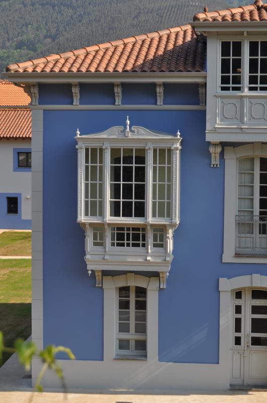 Palmira's colonial balcony