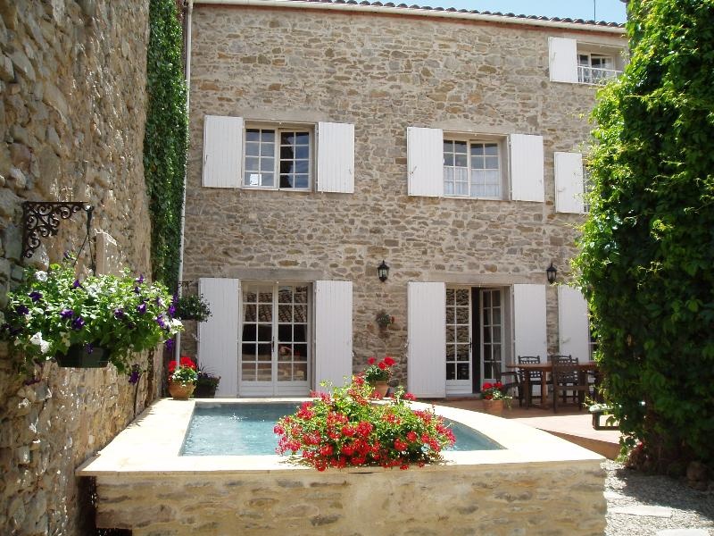 Maison-en-pierre, vacation rental in Olonzac