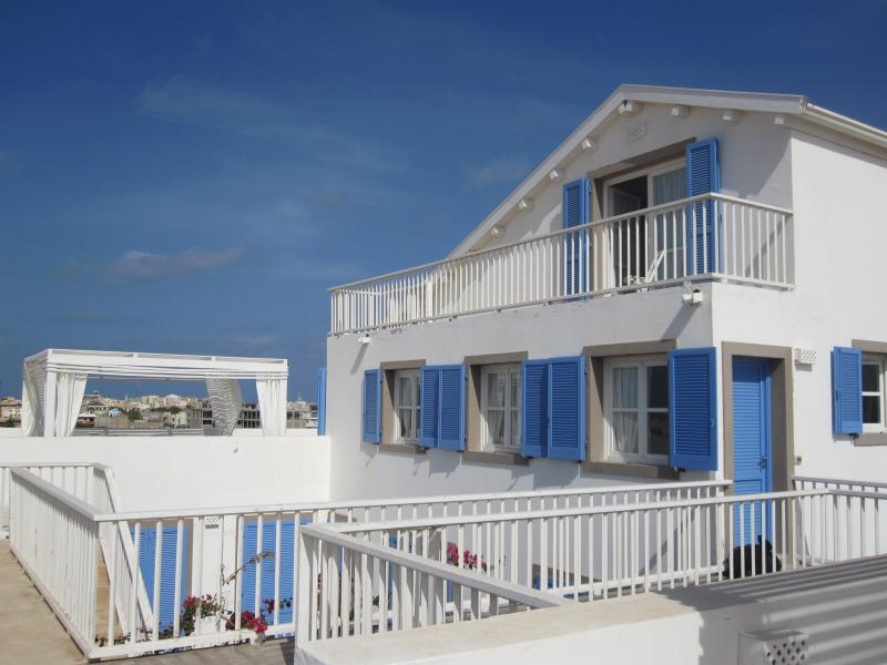 Sea View Penthouse, Boa Vista, holiday rental in Sal Rei