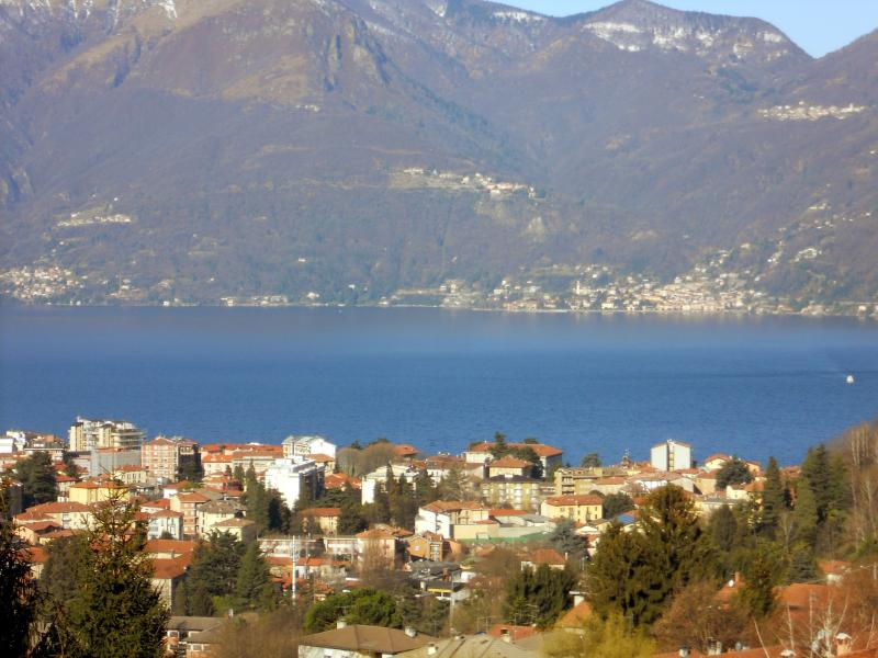 View of Lake Maggiore by Belvedere apartment