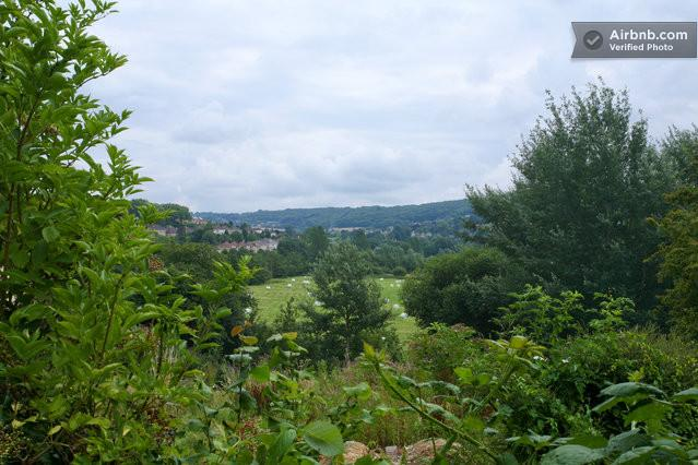 A taste of some of the views you can expect from the rear of the property