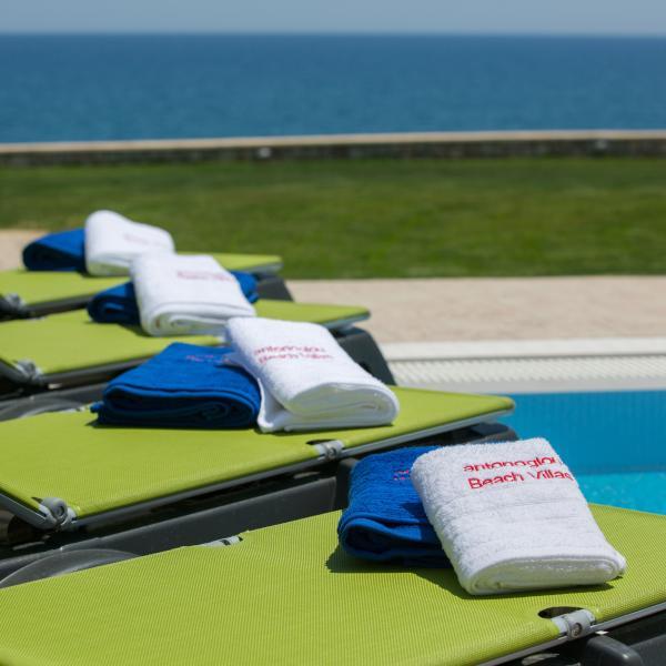 Rhodes, Luxury Beach Villa Aphrodite, LAHANIA BEACH VILLAS