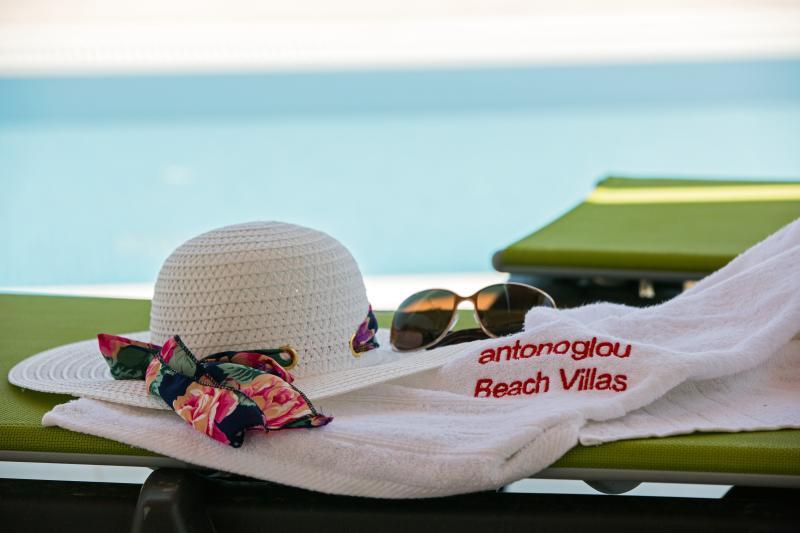Beautiful Beach Villa in Rhodes, VIlla Aphrodite , LAHANIA BEACH VILLAS
