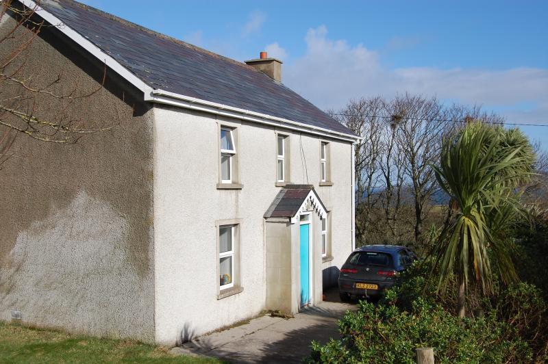 Johnny Martin's Old House, location de vacances à Clonmany