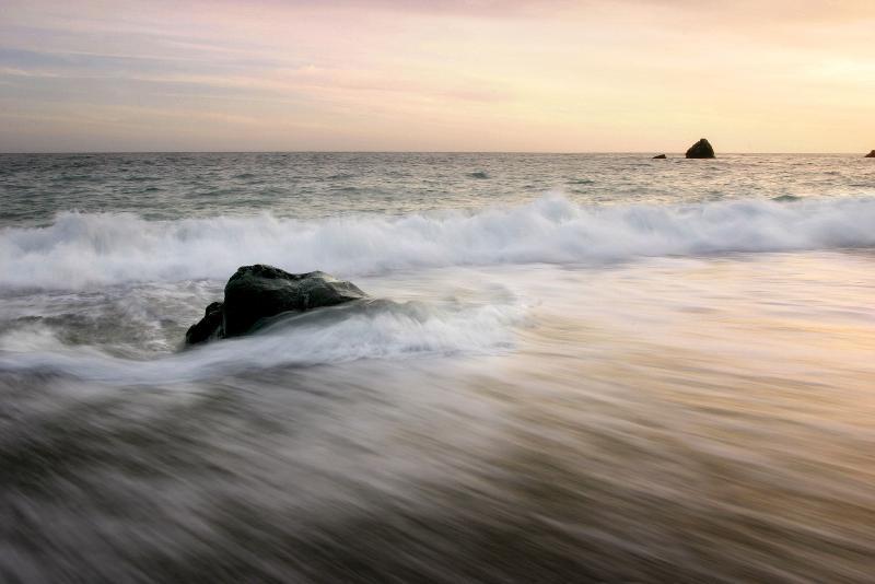 Agde's a beach