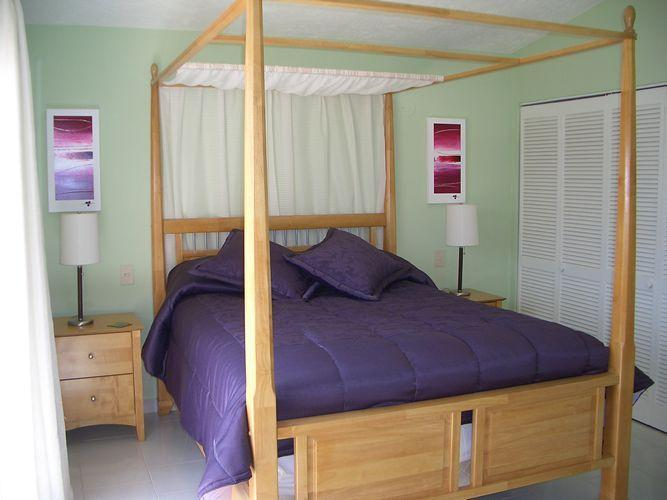 Double bedroom - Villa North Shore - Antigua
