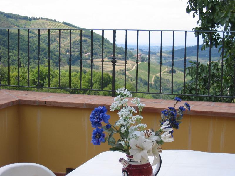 Poggio Conca, vacation rental in San Polo in Chianti
