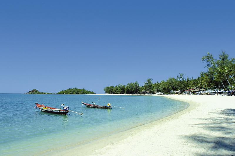 Stupendo mare di Kho Larn Pattaya
