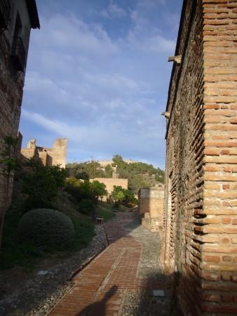 The Roman Ruins in Malaga