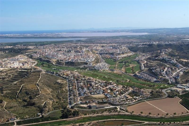 Layout of Quesada