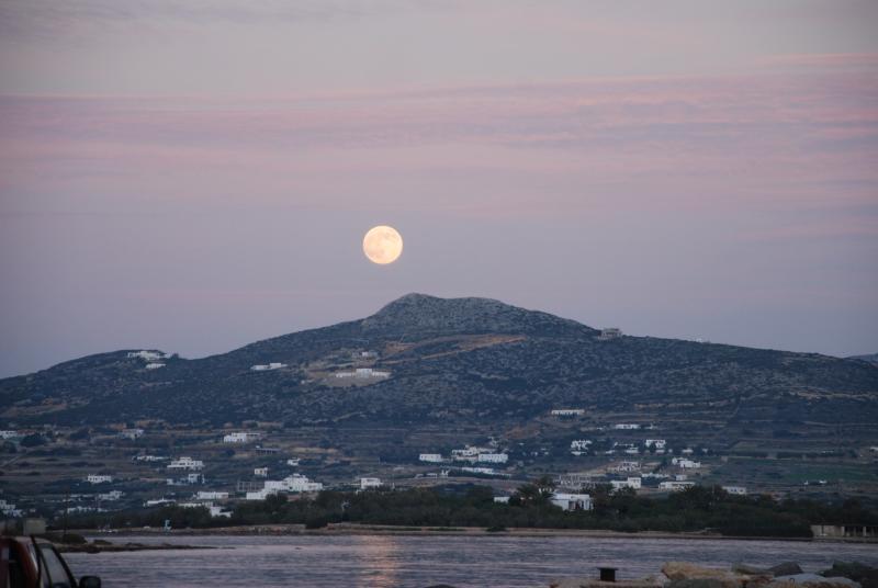 Antiparos Moonrise