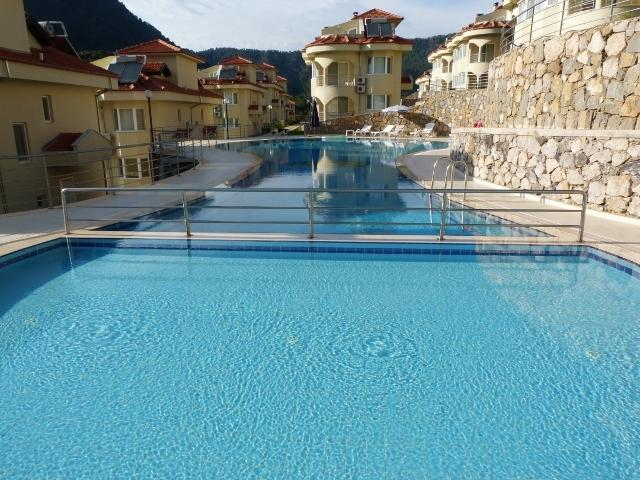 Childrens Pool And Main Pool