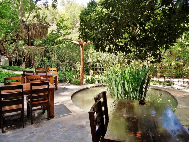 Garden Restaurant on site