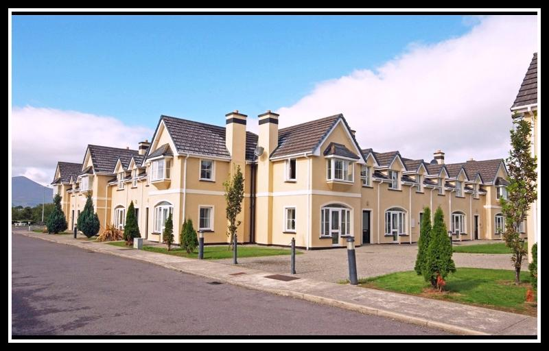 Blarney House exterior View of our Homes in Muckross Killarney