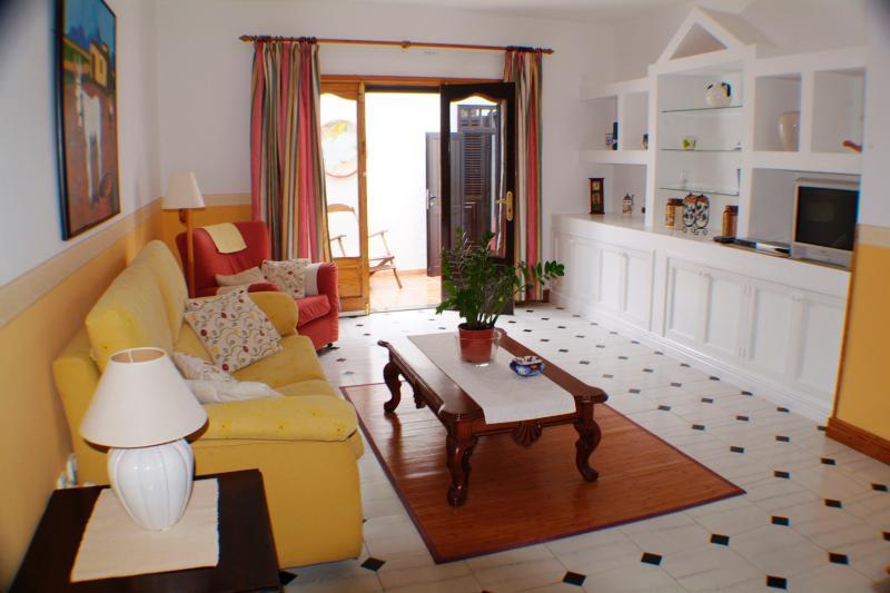 Los Veroles Bungalow, Ferienwohnung in Lanzarote