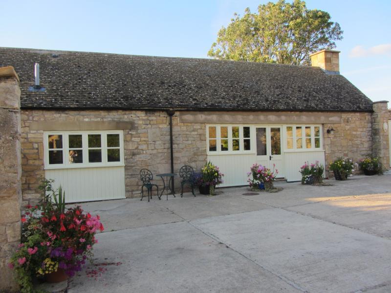 White Chapel Farm Barn, casa vacanza a Childswickham
