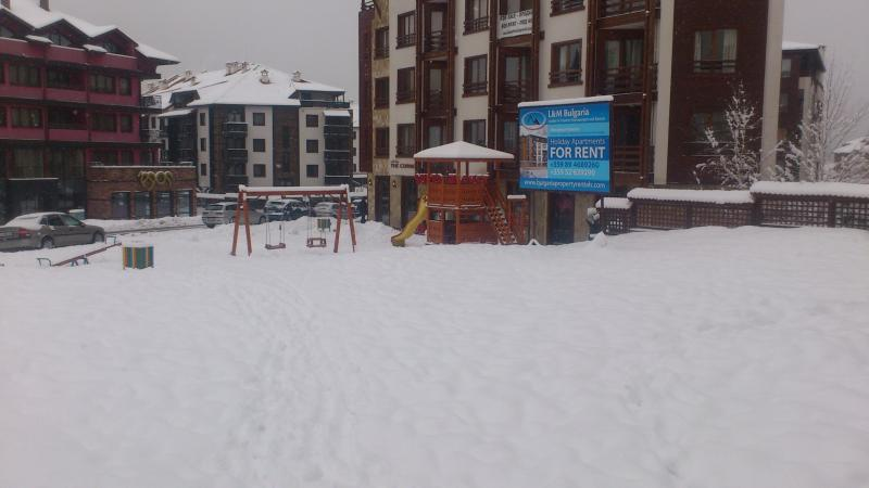 100 meters from Gondola - Predela Apartments, vacation rental in Bansko