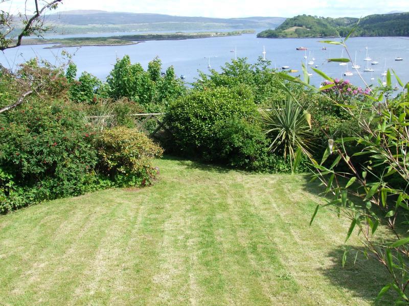 Jardin de devant à cottage Aisling