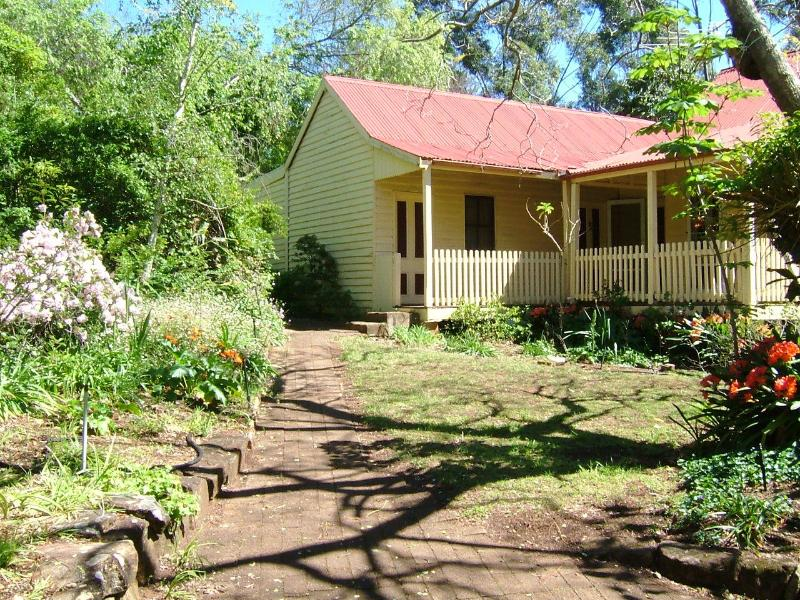 Hermitage Cottage, holiday rental in Kurrajong