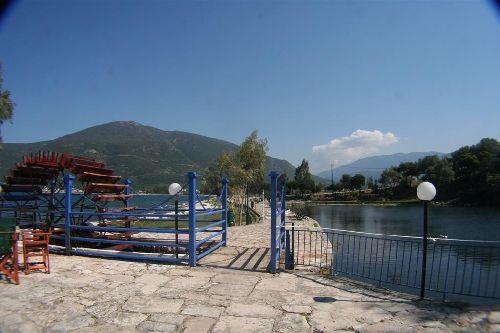 karavomylos lake