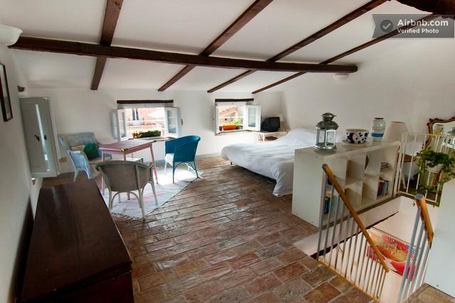 Loft Apartment  in Fondi, alquiler vacacional en Monte San Biagio