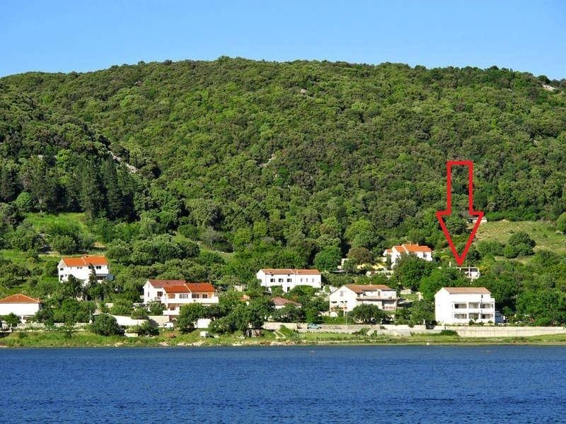 DESIGN APARTMENT WITH SEAVIEW 4+1, casa vacanza a Rab Island