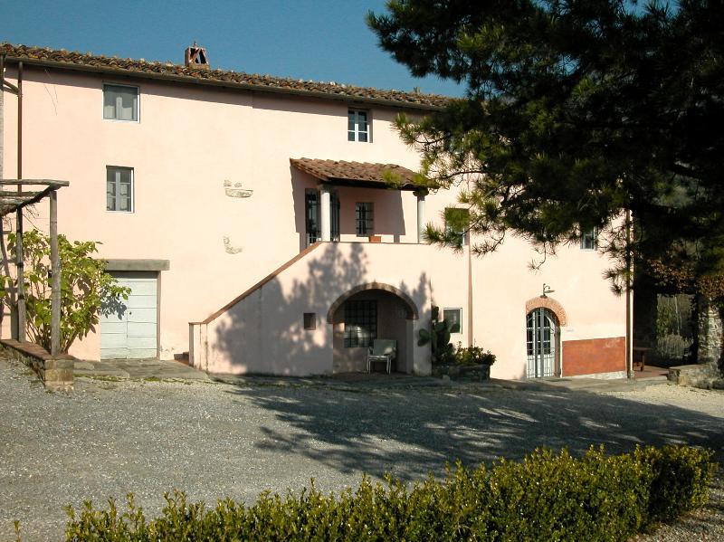 Villa Nardinello, front view