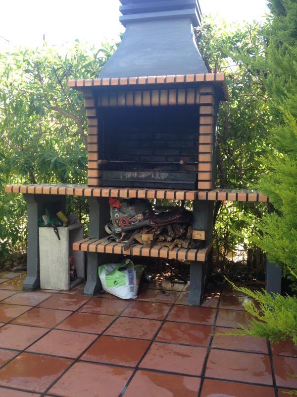 Private BBQ am unabhängigen Garten.