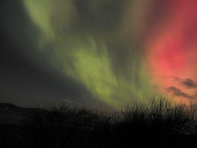 northern lights waternish