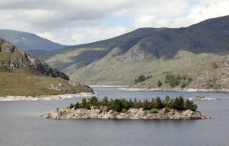 Loch Monar.