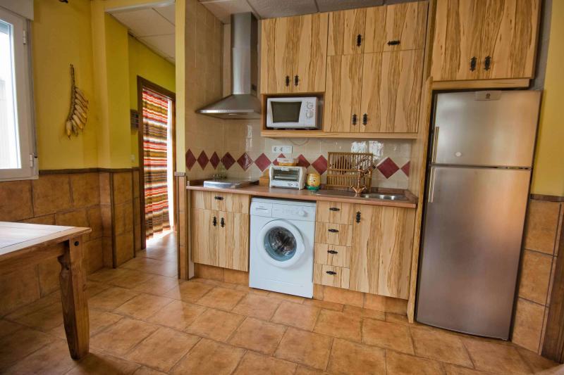 Apartamento Postero cocina