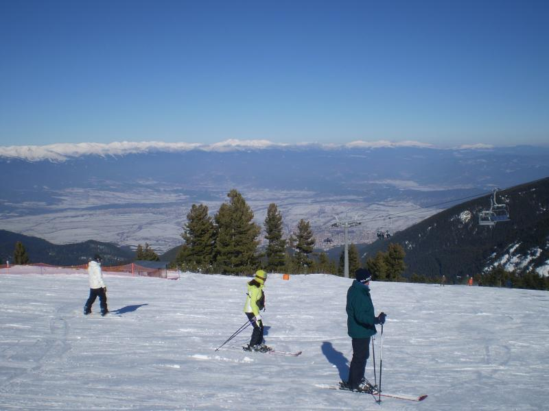 Fantastic View from the Slopes