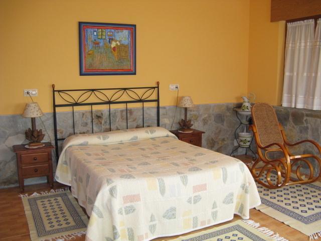 Habitación apartamento de 2 plazas Casa El Caminero