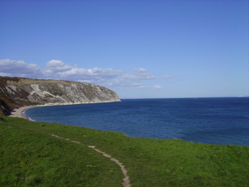 Fancy a Country walk? off you go to Old Harry Rocks and Studland Beach.