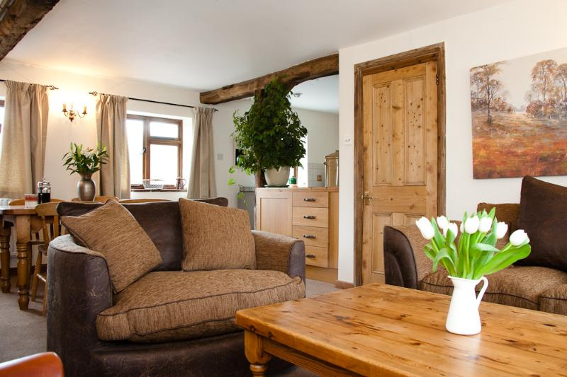 Barley Cottage - Open plan accommodation