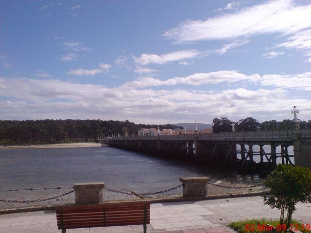 the Toxa Bridge