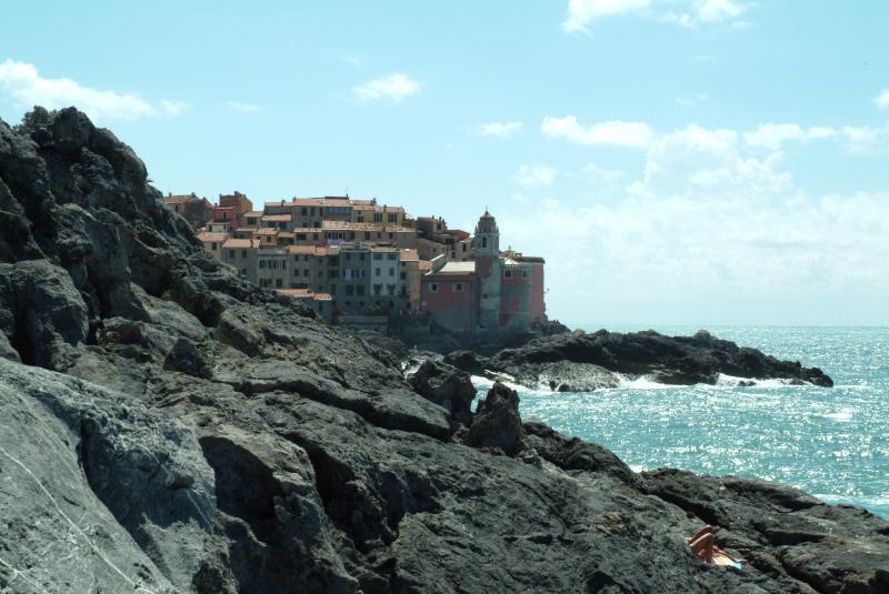 Trigliano rocks and Tellaro