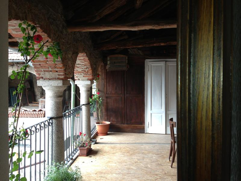 ca dal picasass, vacation rental in Scopa